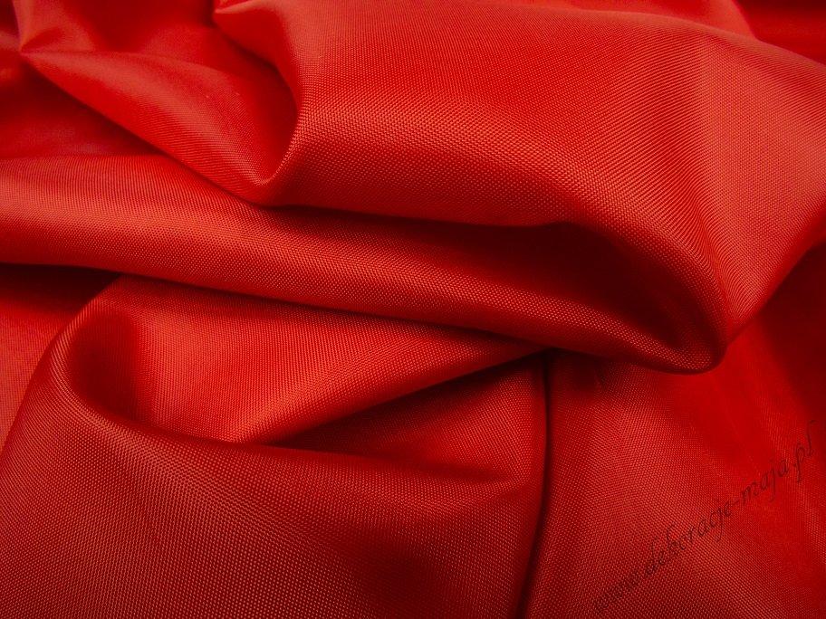 czerwień - MATERIAŁY DO DEKORACJI
