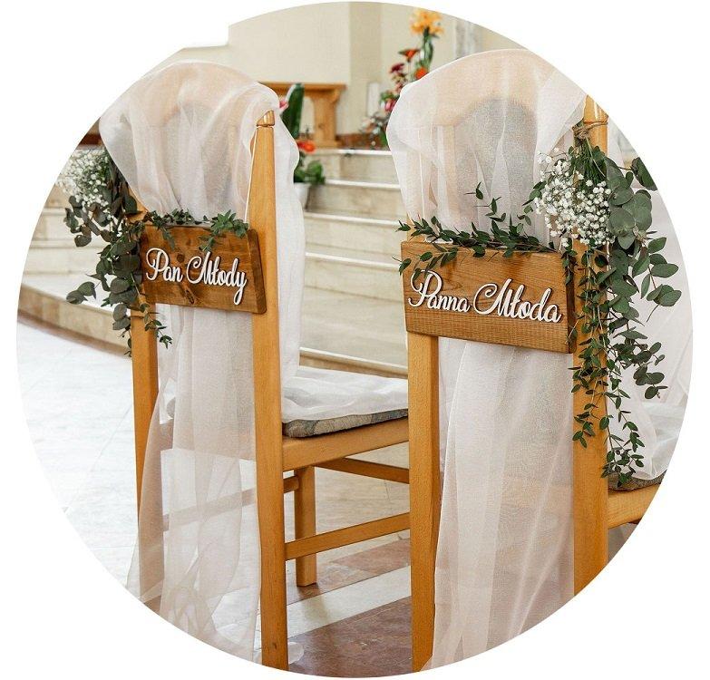 wesele w stylu rystykalnym
